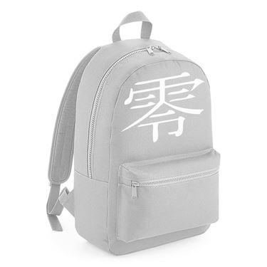 Picture of Zero Kanji Logo Anime Manga Kids Backpack