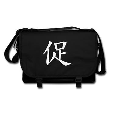 Picture of Accelerate Kanji Logo Anime Manga Messenger Bag