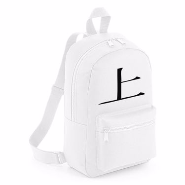 Picture of Above Kanji Logo Anime Manga Mini Backpack
