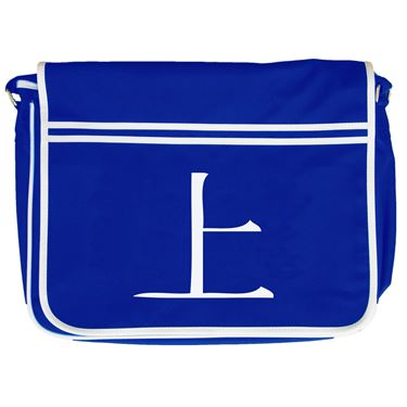Picture of Above Kanji Logo Anime Manga Retro Messenger Bag
