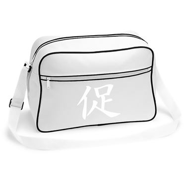 Picture of Accelerate Kanji Logo Anime Manga Retro Shoulder Bag
