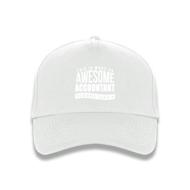 Picture of This Is What An Awesome Accountant Looks Like Baseball Cap