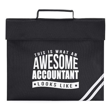 Picture of This Is What An Awesome Accountant Looks Like Book Bag