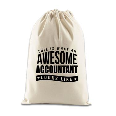 Picture of This Is What An Awesome Accountant Looks Like Gift Bag