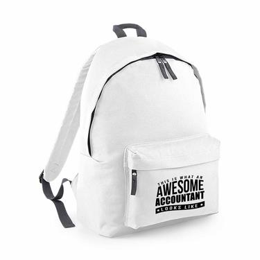 Picture of This Is What An Awesome Accountant Looks Like Junior Backpack