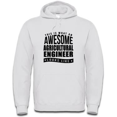Picture of This Is What An Awesome Agricultural Engineer Looks Like Mens Hoodie