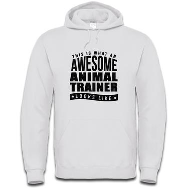 Picture of This Is What An Awesome Animal Trainer Looks Like Mens Hoodie