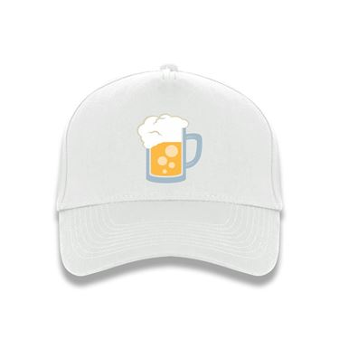 Picture of Emoji Beer Mug Baseball Cap