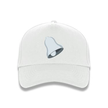 Picture of Emoji Bell Baseball Cap