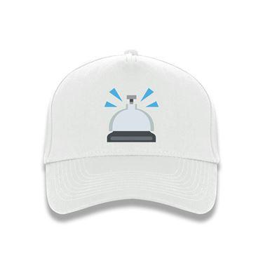 Picture of Emoji Bellhop Bell Baseball Cap