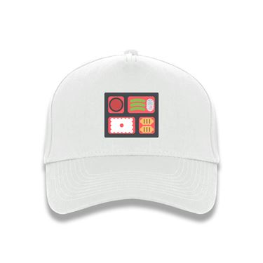 Picture of Emoji Bento Box Baseball Cap