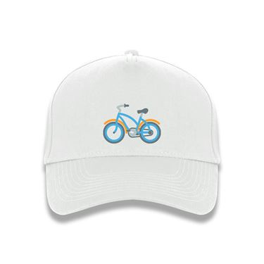 Picture of Emoji Bicycle Baseball Cap