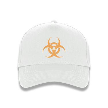 Picture of Emoji Biohazard Sign Baseball Cap