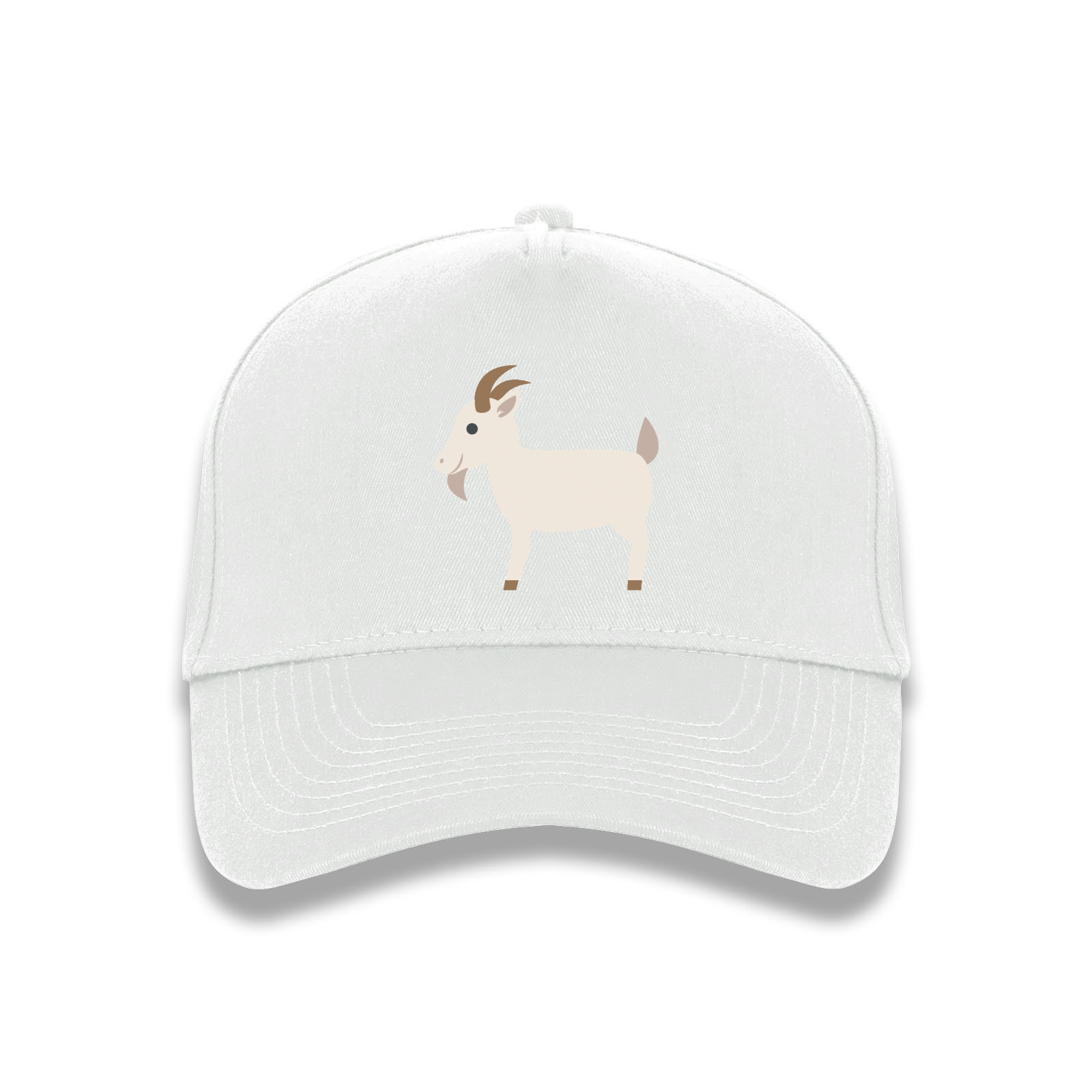 194c7e254fc Emoji Goat Baseball Cap. Available in many colours. Free delivery ...