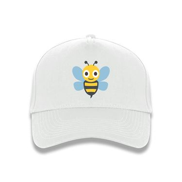 Emoji Honeybee Beanie Hat  Available in many colours  Free delivery
