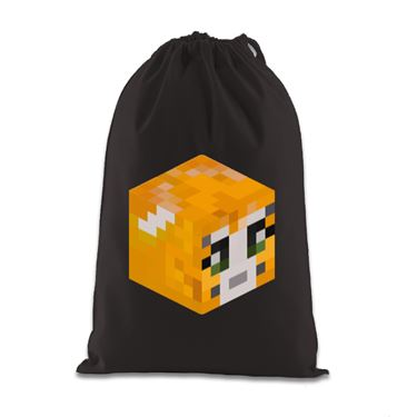 Picture of Stampy Cat Player Skin 3D Head Right Pose Gift Bag