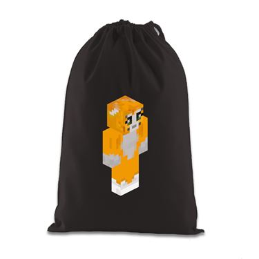 Picture of Stampy Cat Player Skin 3D Standing Right Pose Gift Bag