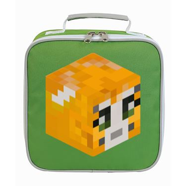 Picture of Stampy Cat Player Skin 3D Head Right Pose Lunch Bag