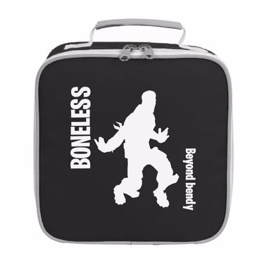 Picture of Boneless Beyond Bendy Emote Shop Item Silhouette Fortnite Battle Royale Lunch Bag