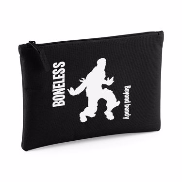 Picture of Boneless Beyond Bendy Emote Large Flat Pencil Case
