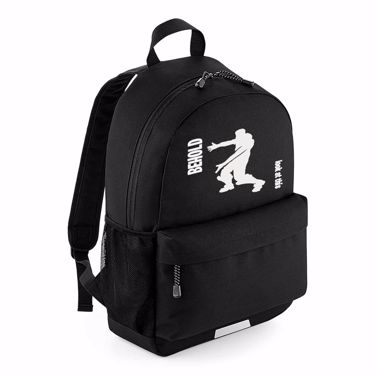 Picture of Behold Look At This Emote School Backpack