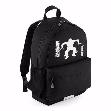 Picture of Breakdown Break It Down Emote School Backpack