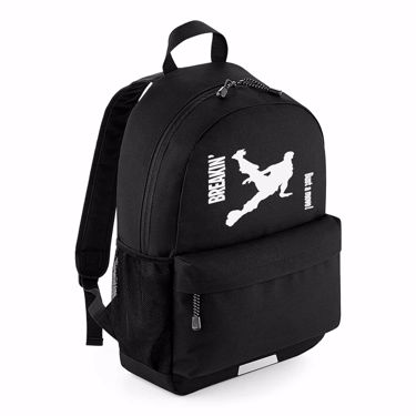 Picture of Breakin Bust A Move Emote School Backpack