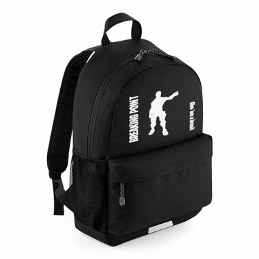 Picture of Breaking Point Give Em A Break Emote School Backpack