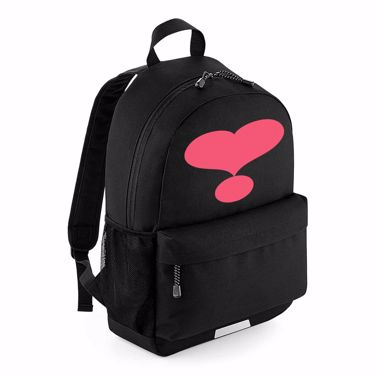 Emoji Heavy Heart Exclamation Mark Ornament Universal Backpack