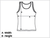 Womens Vest Size Guide